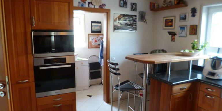 Küche, Abstellraum
