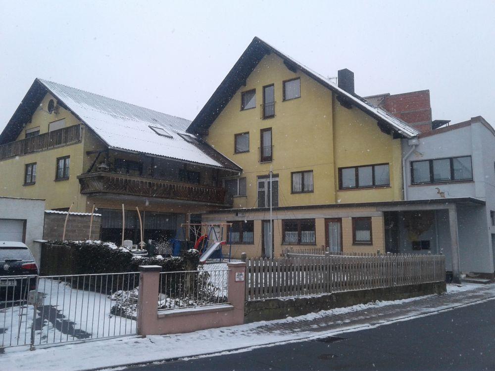 Renditeobjekt! Hotelanlage mit Anbau und Wohnhaus im Herzen von Beerfelden