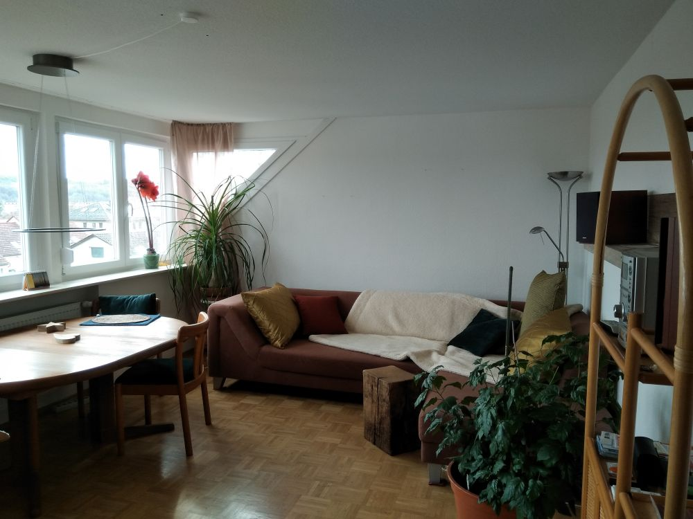 Ruhig gelegene 3-Zimmer-DG-Wohnung in Wertheim