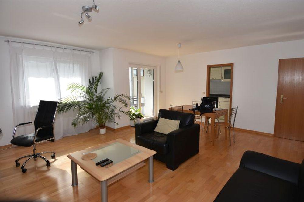 Kleinheubach – Helle 2-Zimmer-Wohnung in ruhiger Lage